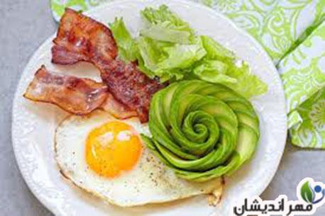 رژیم تخم مرغ و تخم کاهو چیست؟